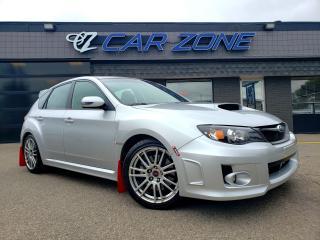 Used 2011 Subaru Impreza WRX STI Sport Tech for sale in Calgary, AB