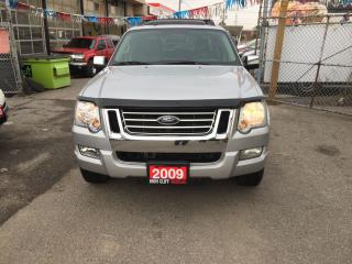 Used 2009 Ford Explorer Sport Trac 4 Dr Auto 5 Passenger Limited for sale in Etobicoke, ON