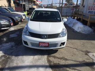 Used 2009 Nissan Versa 4 Dr Auto for sale in Etobicoke, ON