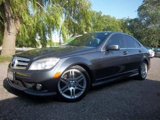 Used 2010 Mercedes-Benz C-Class C 300 for sale in Oshawa, ON