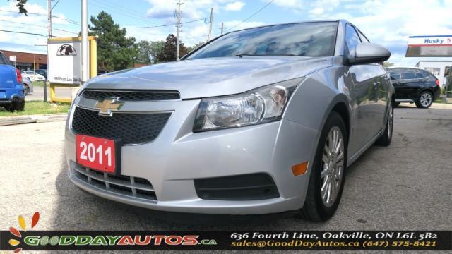 2011 Chevrolet Cruze LT Turbo w/1SA|NO ACCIDENT|ALLOYS