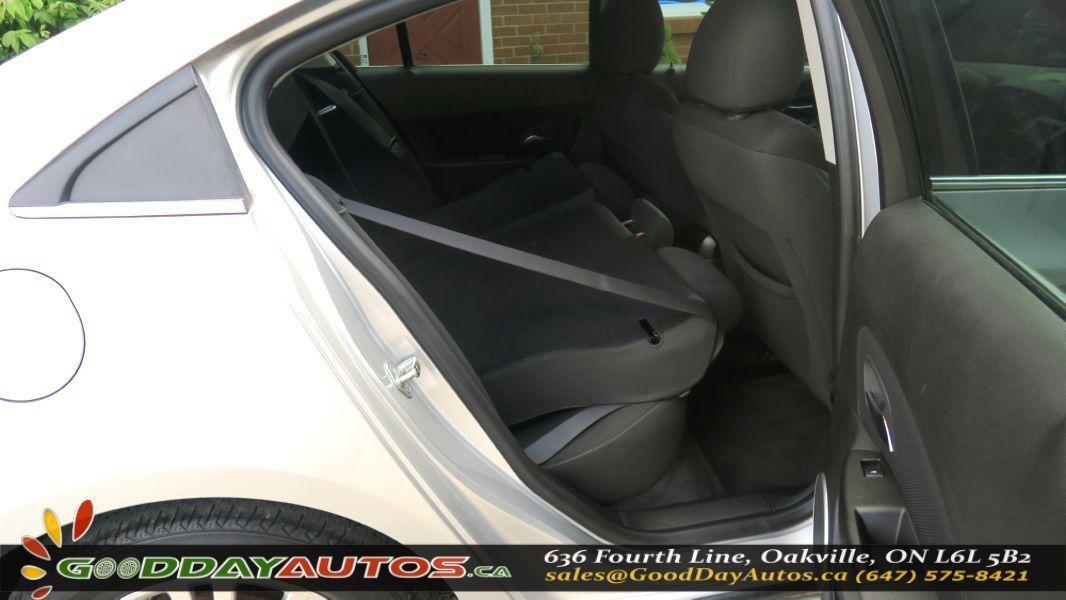 2011 Chevrolet Cruze