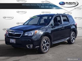 Used 2016 Subaru Forester XT Touring for sale in Dieppe, NB
