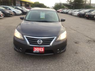 Used 2013 Nissan Sentra 4 Dr Auto SR Navigaction Backup Camra for sale in Etobicoke, ON