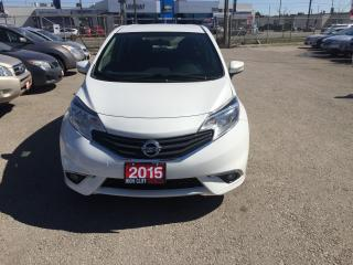 Used 2015 Nissan Versa Note 4 Dr Auto SR Fully Loaded for sale in Etobicoke, ON