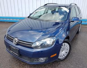 Used 2011 Volkswagen Golf Wagon Trendline TDI *DIESEL* for sale in Kitchener, ON