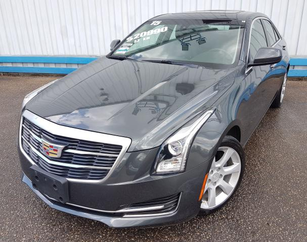 2015 Cadillac ATS 2.0T AWD *LEATHER-SUNROOF*