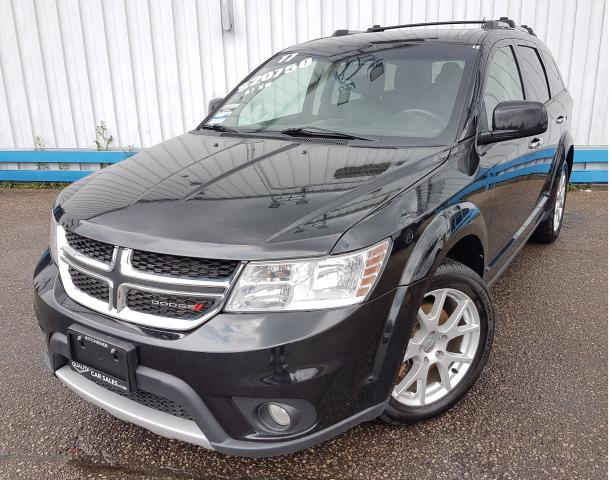 2017 Dodge Journey GT AWD *LEATHER-7 PASSENGER*