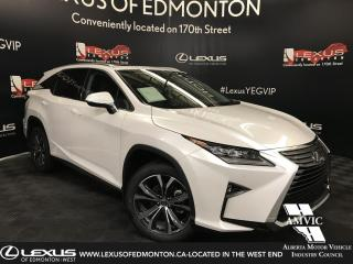 Used 2019 Lexus RX 350 L Luxury Package 7 Passenger for sale in Edmonton, AB