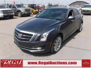 Used 2018 Cadillac ATS Base 4D SDN Turbo AWD 2.0L for sale in Calgary, AB