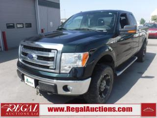 Used 2014 Ford F-150 XLT SUPERCAB SWB 4WD 5.0L for sale in Calgary, AB