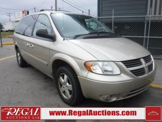 Used 2007 Dodge Grand Caravan 4D Wagon for sale in Calgary, AB