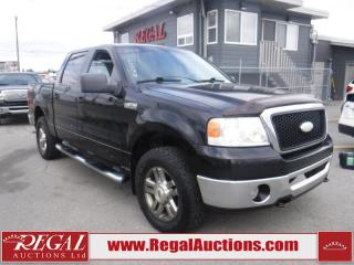 Used 2006 Ford F-150 XLT 4D SUPERCREW 4WD for sale in Calgary, AB