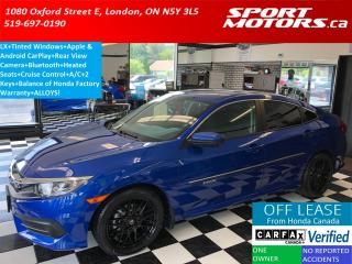 Used 2017 Honda Civic LX+Apple & Android Play+Heated Seats+Cruise+A/C for sale in London, ON