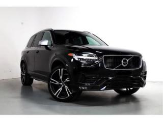 Used 2017 Volvo XC90 T6 R-DESIGN   7-PASS   NAVI   PANO for sale in Vaughan, ON