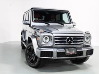 Used 2016 Mercedes-Benz G-Class G550   AMG   DESIGNO INTERIOR   MASSAGE SEATS for sale in Vaughan, ON