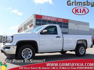 Used 2018 GMC Sierra 1500 SLE for sale in Grimsby, ON