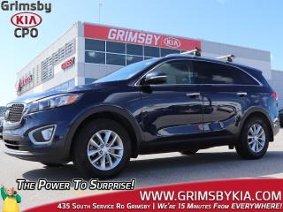 Used 2017 Kia Sorento 2.4L LX| Low KMS! Bluetooth| Heat Seat for sale in Grimsby, ON