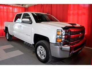 Used 2018 Chevrolet Silverado 2500 HD LT 2500 | Crew Cab | Diesel | Rear Vision Camera for sale in Listowel, ON