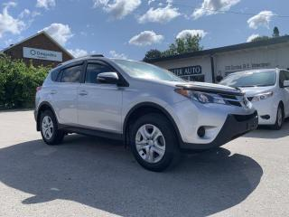 Used 2015 Toyota RAV4 LE AWD for sale in Waterdown, ON
