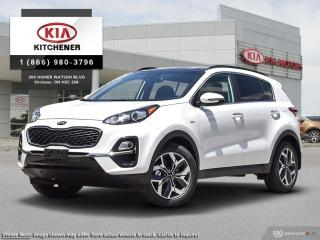 Used 2020 Kia Sportage for sale in Kitchener, ON