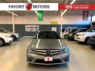 Used 2013 Mercedes-Benz C-Class 350 4-MATIC **CERTIFIED!** |NAV|SUNROOF| for sale in North York, ON