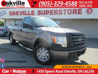 Used 2010 Ford F-150 XL | REGULAR CAB | LANDSCAPERS DREAM for sale in Oakville, ON