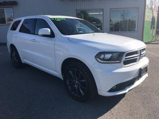Used 2018 Dodge Durango GT for sale in Mitchell, ON