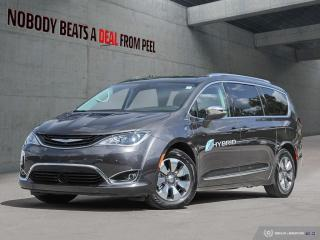 Used 2018 Chrysler Pacifica Hybrid Limited*Dual DVD*Adv Safetytec*Harman Kardon*EV for sale in Mississauga, ON