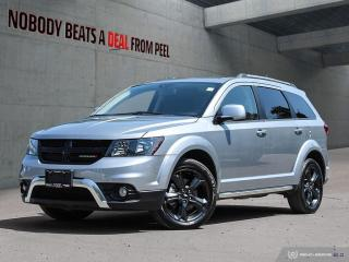 Used 2018 Dodge Journey Crossroad*NAV*Reverse Cam*Pwr Sunroof* for sale in Mississauga, ON