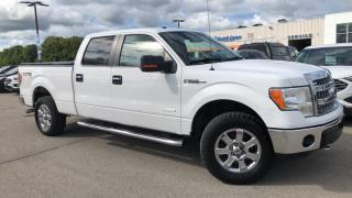 Used 2014 Ford F-150 Xlt 3.5l Ecoboost Bluetooth Reverse Camera for sale in Midland, ON
