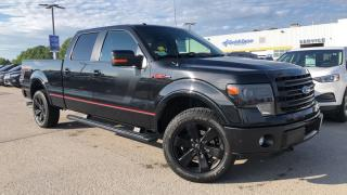 Used 2014 Ford F-150 XLT 3.5L V6 Eco NAVIGATION HEATED SEATS for sale in Midland, ON