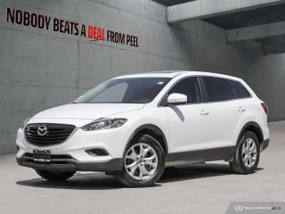 Used 2015 Mazda CX-9 GS*Reverse Cam*Moonroof*Heated Seats* for sale in Mississauga, ON