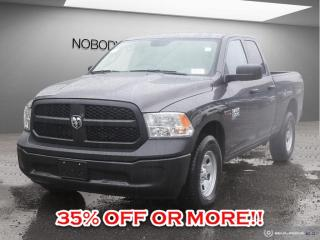 Used 2019 RAM 1500 Classic Tradesman for sale in Mississauga, ON