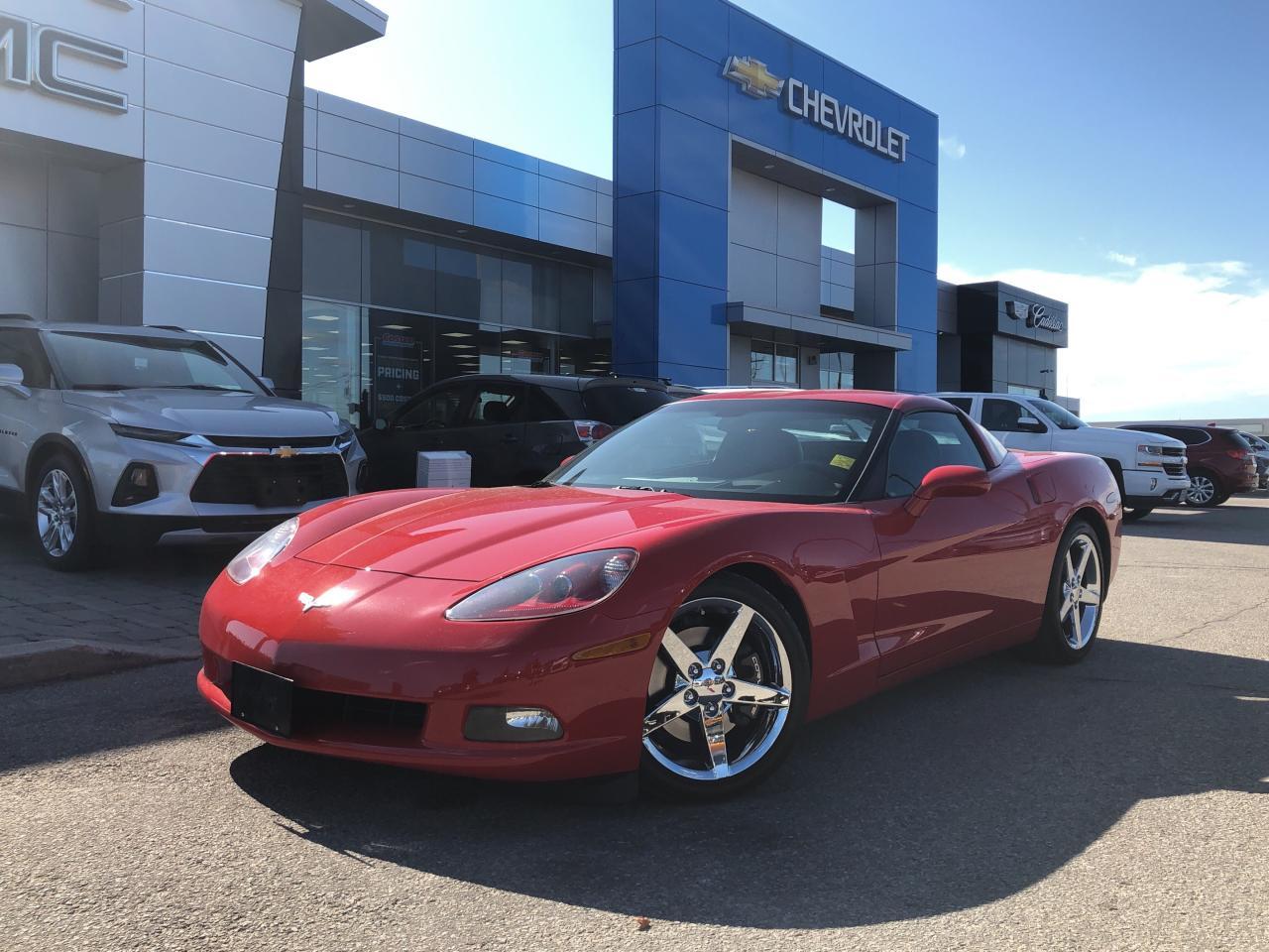 2005 Corvette For Sale >> Used 2005 Chevrolet Corvette 2dr Cpe For Sale In Barrie