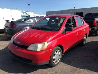 Used 2001 Toyota Echo 4DR SDN AUTO for sale in Barrie, ON