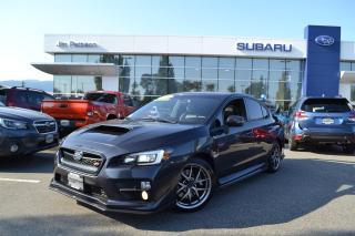 Used 2017 Subaru WRX STI Sport-tech - 35,000KM for sale in Port Coquitlam, BC