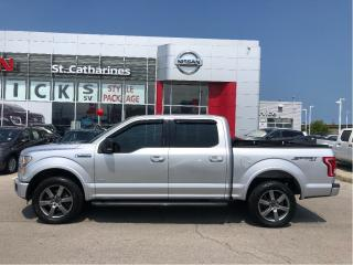 Used 2016 Ford F-150 2016 Ford F-150 - 4WD SuperCrew 145  XLT for sale in St. Catharines, ON