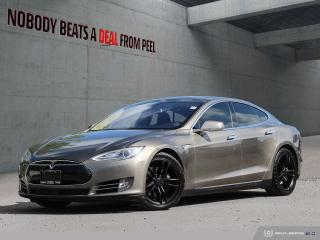 Used 2015 Tesla Model S 70D, Autopilot,Roof,Summon,Pwr Hatch,Subzero,EV for sale in Mississauga, ON