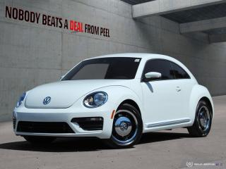 Used 2017 Volkswagen Beetle 1.8 TSI Classic*Reversecam*Heatedseats*VW Carnet&r for sale in Mississauga, ON