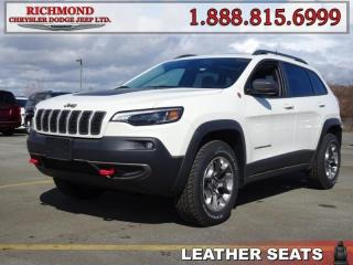 Used 2019 Jeep Cherokee Trailhawk Elite for sale in Richmond, BC
