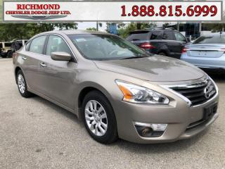 Used 2013 Nissan Altima 2.5 for sale in Richmond, BC