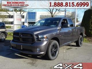 New 2019 RAM 1500 Classic Express Blackout for sale in Richmond, BC