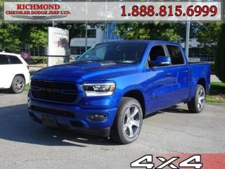 Used 2019 RAM 1500 SPORT for sale in Richmond, BC