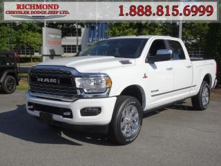 Used 2019 RAM 3500 New Limited for sale in Richmond, BC