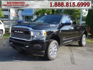 New 2019 RAM 3500 New Limited for sale in Richmond, BC