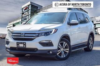 Used 2016 Honda Pilot EX-L Navi 6AT AWD No Accident| New Tires|Remote St for sale in Thornhill, ON