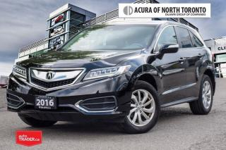 Used 2016 Acura RDX Tech at No Accident| Remote Start| Blind Spot for sale in Thornhill, ON