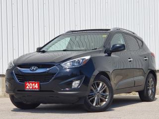 Used 2014 Hyundai Tucson AWD GLS | Back Up Cam| Pano Roof|WE FINANCE EVERYONE for sale in Mississauga, ON