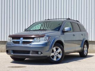 Used 2010 Dodge Journey SXT |FINANCING AVAILABLE for sale in Mississauga, ON